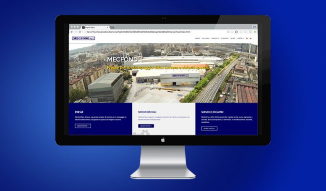 creazione sito internet