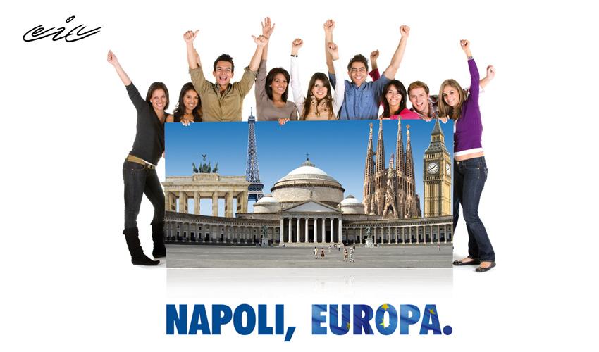 Campagne promozionali per il Comune di Napoli