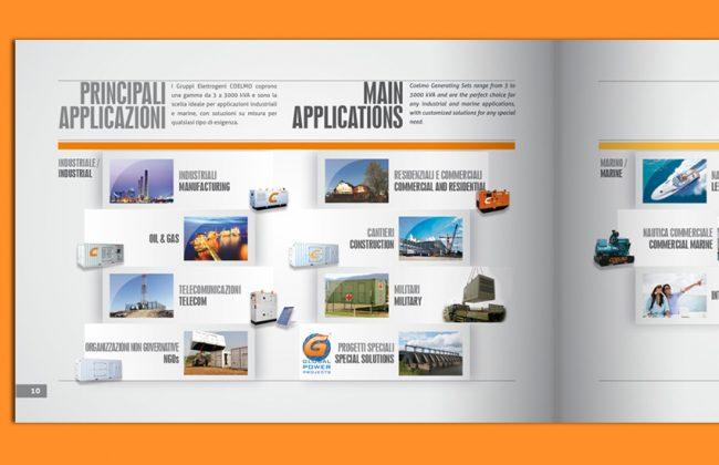 Catalogo e brochure aziendale