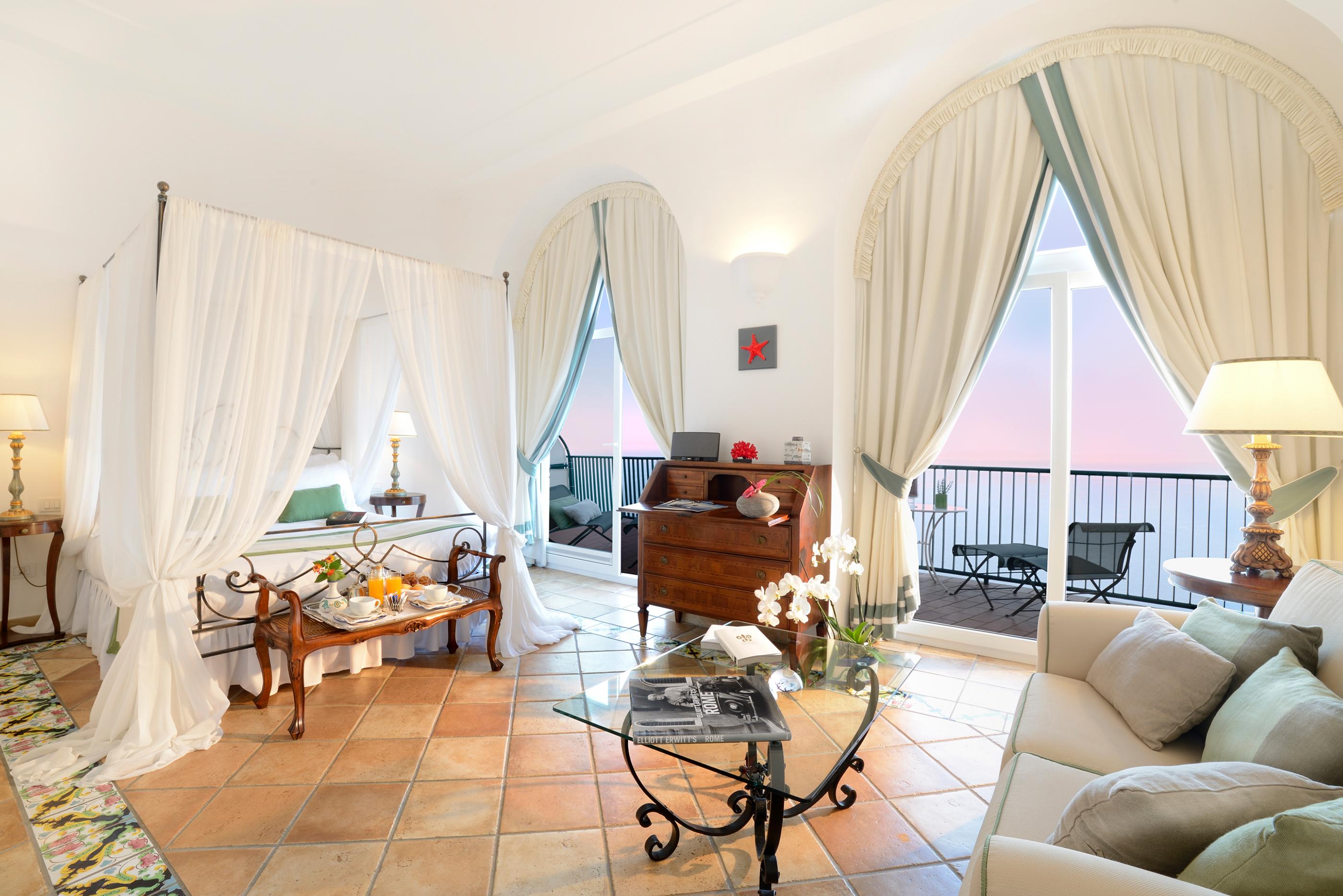 Foto camere Hotel Caesar Augustus Anacapri