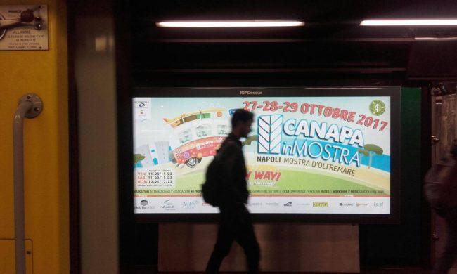 Manifesti e affissioni 6x3 per campagna pubblicitaria