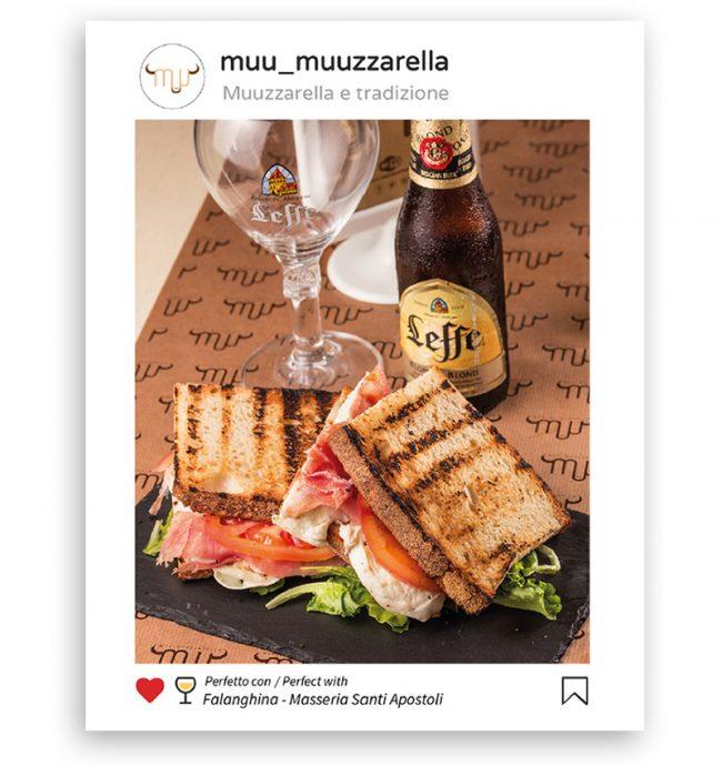 menu ristorazione MUU