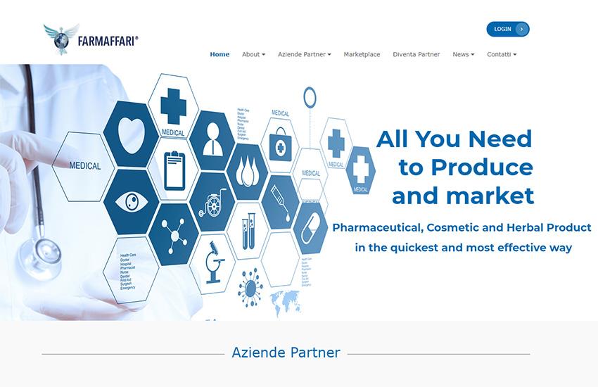 Ideazione portale web