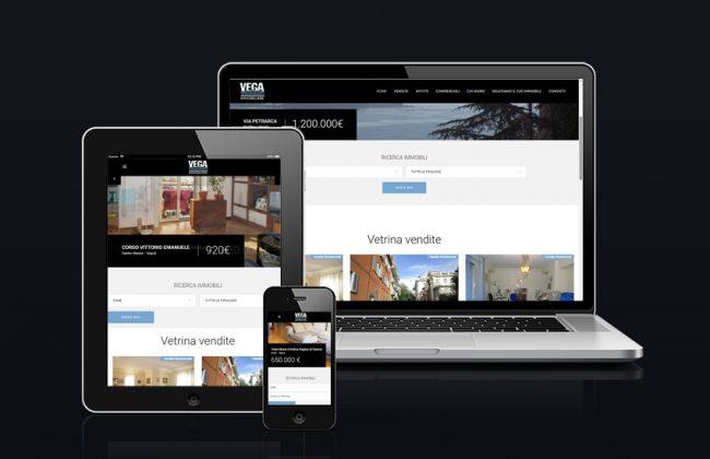 Creazione sito web per agenzia immobiliare