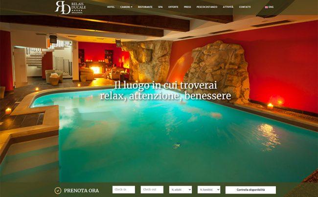 Hotel Pescocostanzo sito web